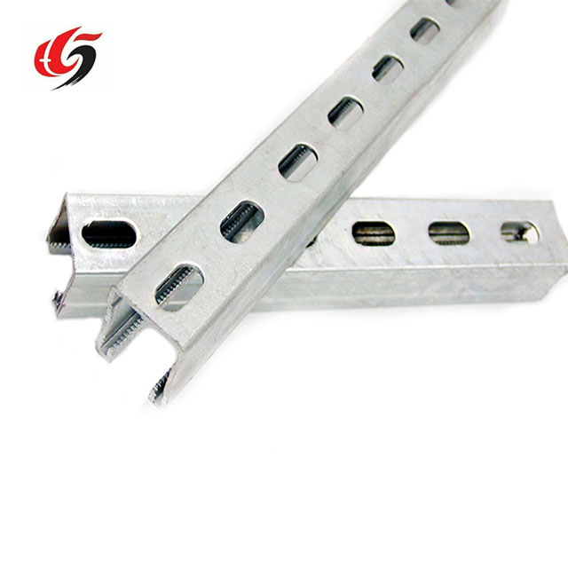 Galvanized Double C Channel