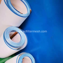 White Polyester Cheese Mesh Belt