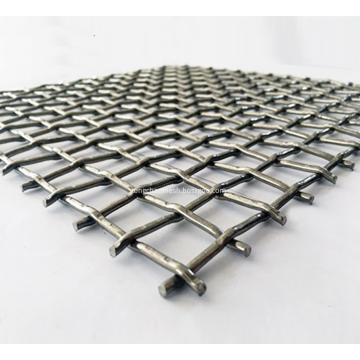 Crimped Wire Mining Screen Netting