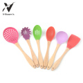 High Resistant Silicone 5PC Utensil Set