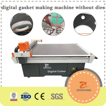 CNC PTFE Gasket Pneumatic Knife Cutter Machine