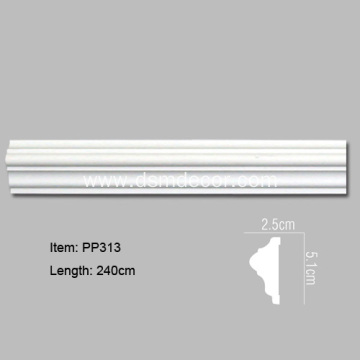 PU Flexible Panel Molding