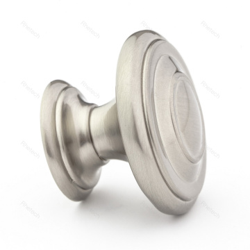 Wooden Drawer Dresser Knobs Round Pulls Hardware