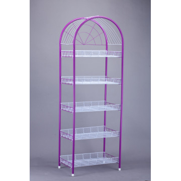 5 Tier storage rack