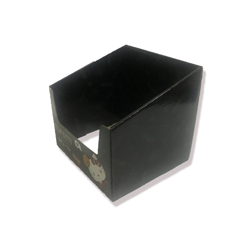 Black Cardboard Display Boxes