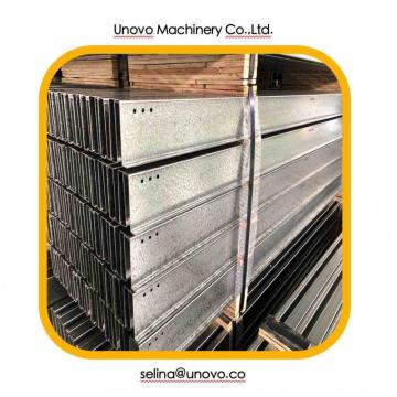 Galvanized Steel c section channel purlins