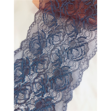 Sexy Nylon Spandex Underwear Luxurious French Lace Trim
