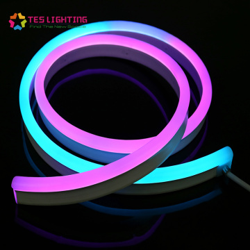 LED neon strips flex rgbw outdoor