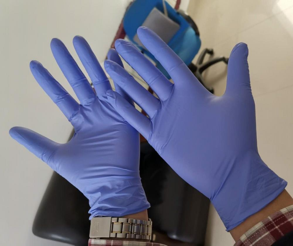 Purple Nitrile2 1