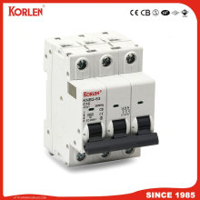 10KA high making and breaking capacity min circuit breaker 1p 2p 3p 4p MCB IEC/EN60898