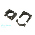 ø25mm Carbon Fiber Boom Clamp For Drone