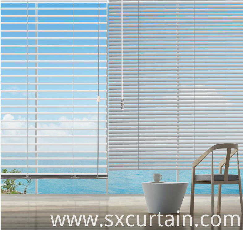 Factory Wholesale Blind Curtain Aluminum