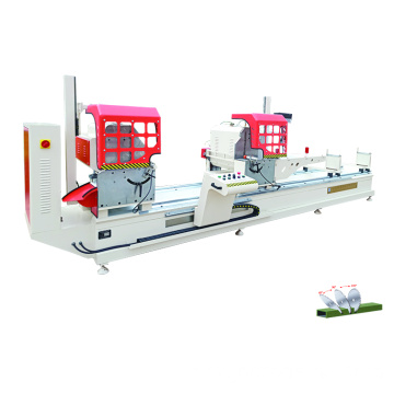 Double-head Precision Cutting Saw for Aluminum Profile