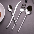 High Grade Stainless Mirror Polish Wedding flatware Set