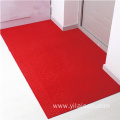 Factory produces exhibition carpet with film