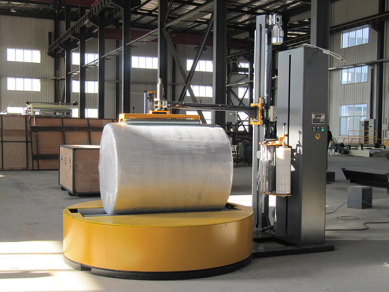 Paper Roll Wrapping Machineing machine