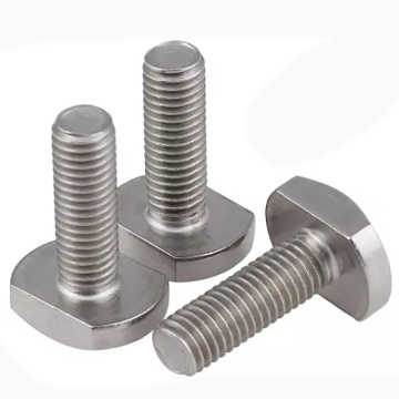 GB37 T-head bolts Stainless Steel T-head Bolts
