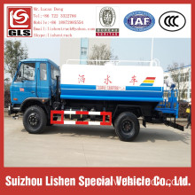 High Pressure Water Truck Tank Dongfeng