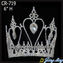 Beauty Pageant Crown hair accessories jewelry