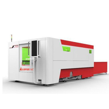 Laser Cutting Machine Which is Fully Enclosed
