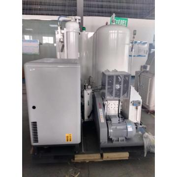 All in One Skid-Mounted Oxygen Cylinder Filling Plant
