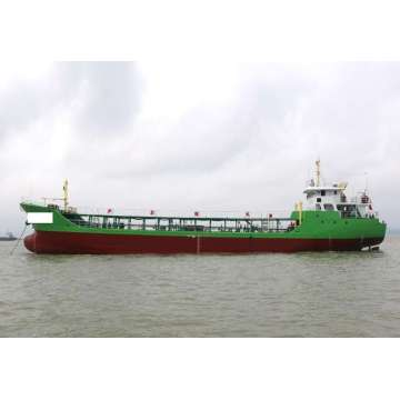 961 DWT Oil Tanker built in 2010