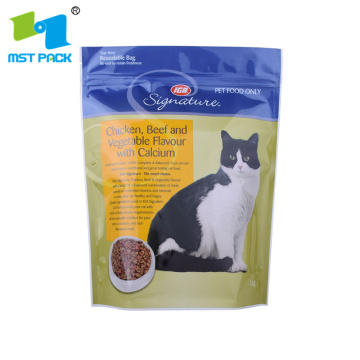 Reusable Royal Canin Dry Cat Food Packaging