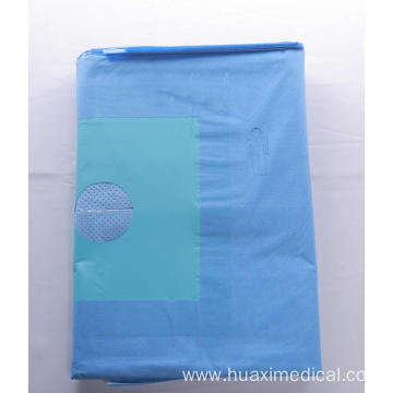 Disposable Medical Surgical Lower Extremity Pack Drape