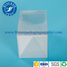 PET PVC PP PC White Polygon Packaging