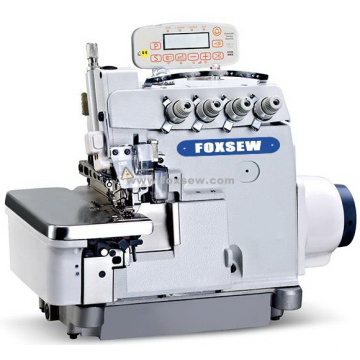Fully Automatic Computerized Super High Speed Overlock Sewing Machine
