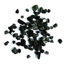 Anthracite based pelletized granular