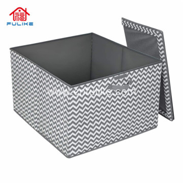 Foldable Fabric Box For Home Storage Organization