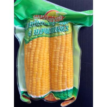 IQF yellow fresh sweet corn with good quality