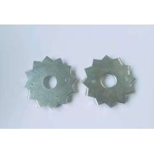 Inner Serrated Lock Zinc plated Washer