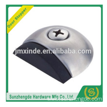 SDH-044 USA popular stainless steel floor mounted door stopper with big rubber