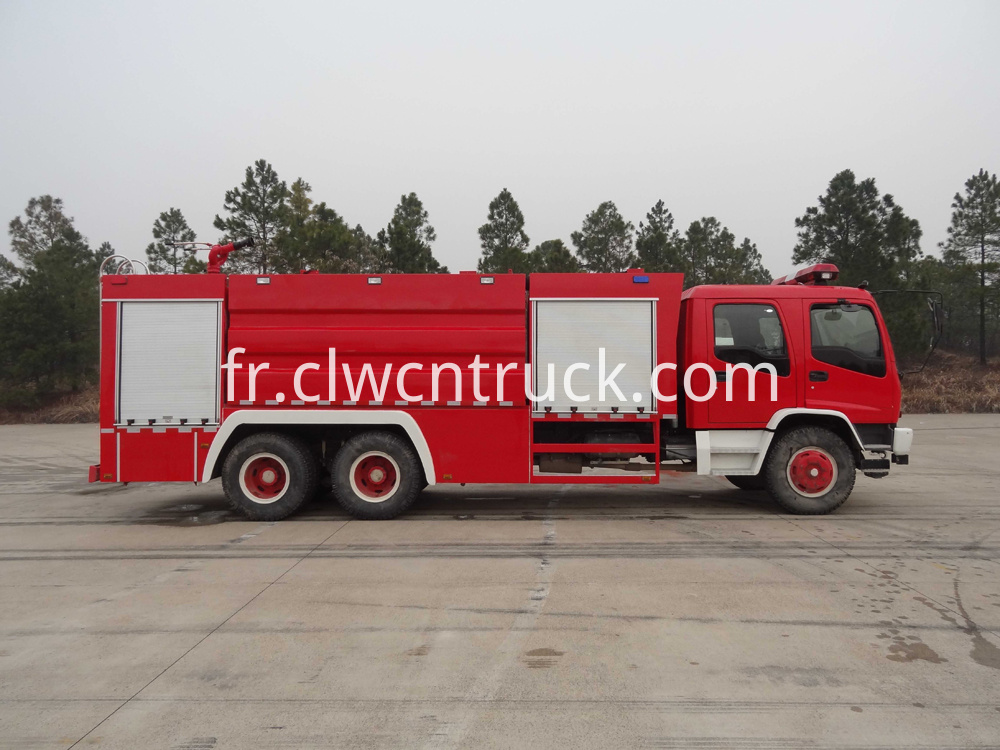 isuzu fire fighter 4