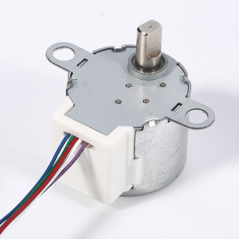 miniature stepper motors with linear actuation, stepper motors, miniature stepper motors