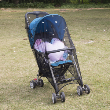 2020 Bed canopy for baby stroller mosquito net