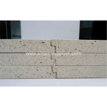 2.4m-3m Sound Insulation Fireproof Mgo Board