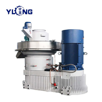 YULONG XGJ560 afordable wood pelletizer