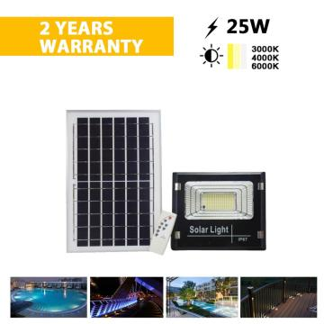 High brightness 25W Solar Flood Light