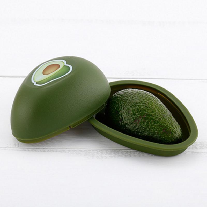 Kitchen Storage Boxes High Quality Pp Avocado Onion Tomato Fresh Box Sealed Box Plastic Fresh Bowl