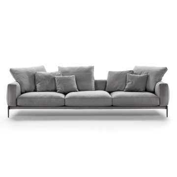 Flexform ROMEO Fabric Sectional Sofa