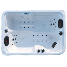 Hot sale utomhus bubbelpool funktion kommersiella badtunna