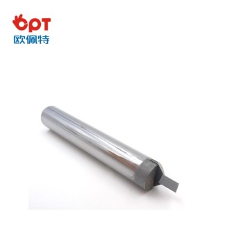 PCD engraving tool Diamond v bit