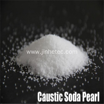Caustic Soda Pearl Packed By Iron Drum