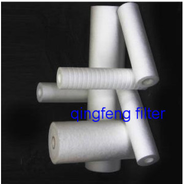 1um Melt Blown PP Filter Cartridge Water Purifier