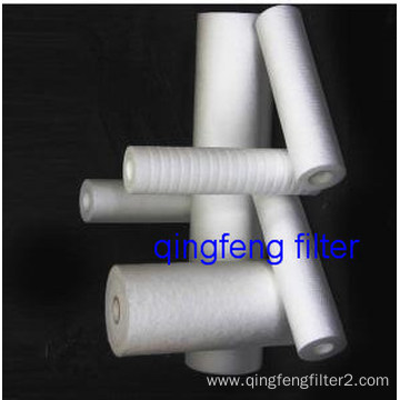 PP Sediment Melt Blown Pleated Filter Cartridge