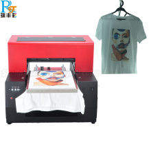 Automatisk A3 T-shirt Garment Printing Machine