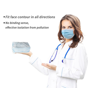 Disposable Face Mask for Protection -50pcs/box
